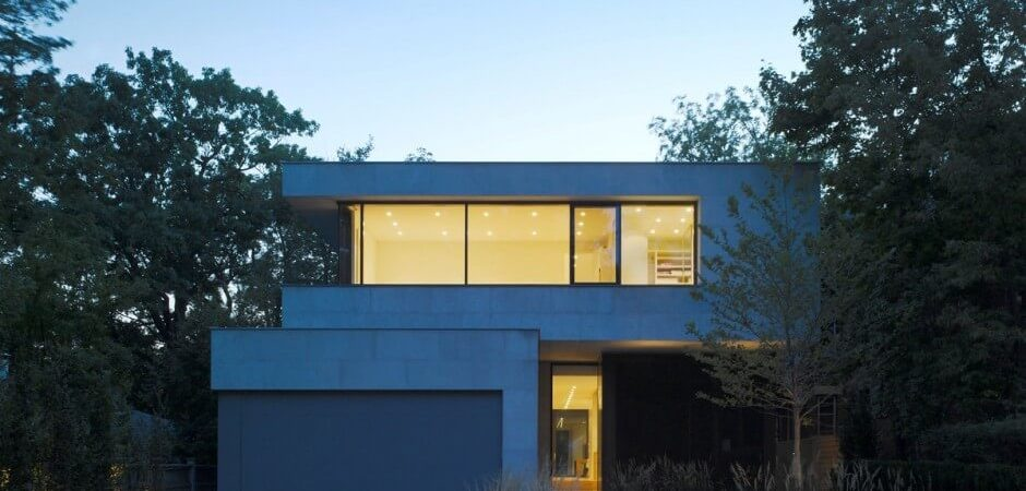 LuminousStone House in Toronto for a Family of Five