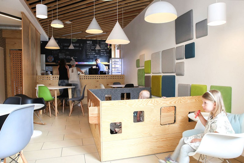 Collect This Idea Architecture Modern Family Cafe