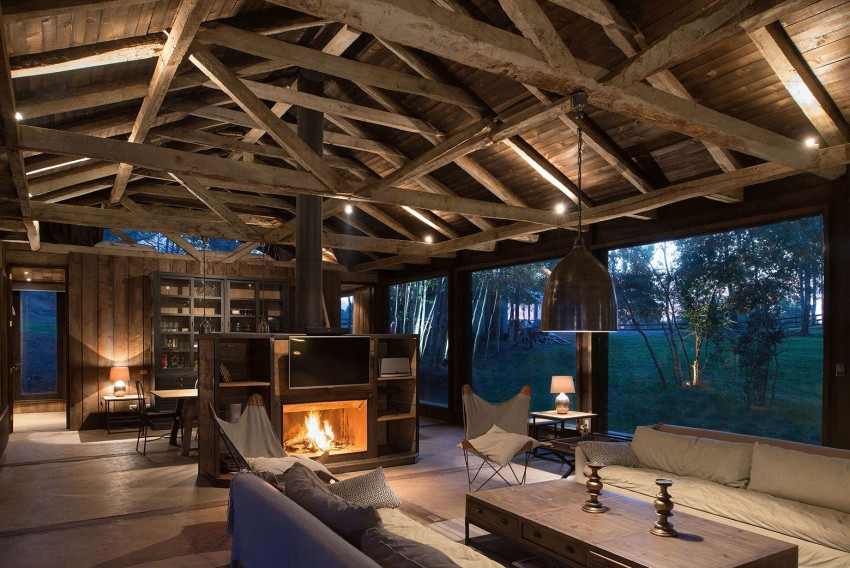 Collect this idea barn house & Rustic Barn House in Chile
