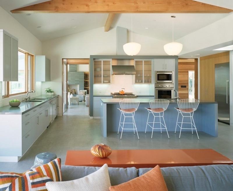 Check out how to achieve a modern take on this classic look. Image Via: Gus Duffy AIA