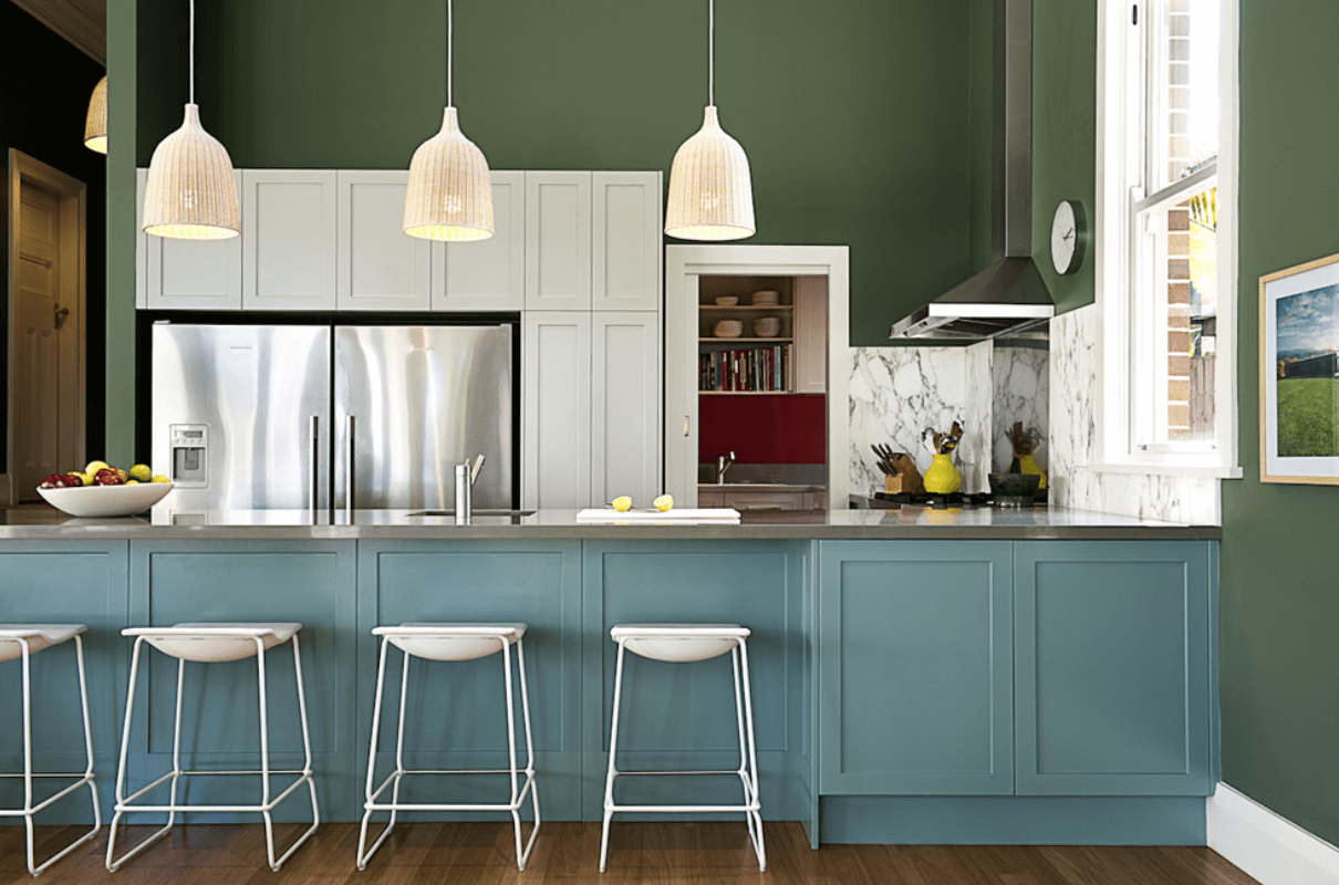 Great Kitchen Cabinet Painting Ideas Decoration