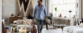 Bring Lenny Kravitz Home With Pieces From His New CB2 Line