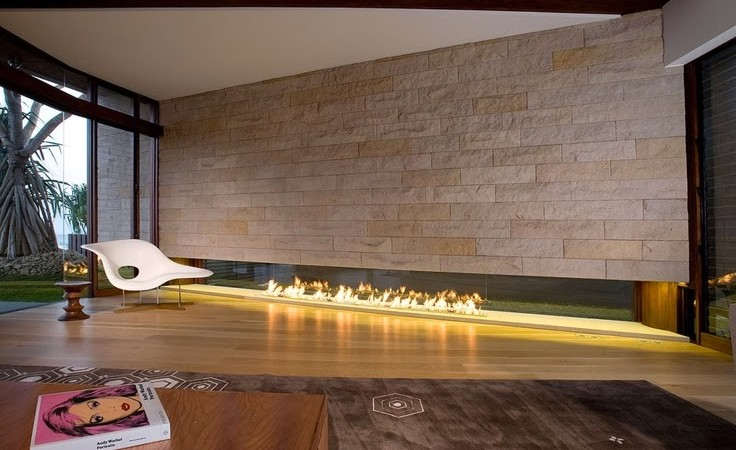 40 Hot Fireplace Ideas for a Cool, Sexy Space