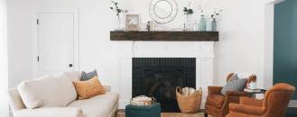 28 Mantel Decorating Ideas for a Fresh Fireplace