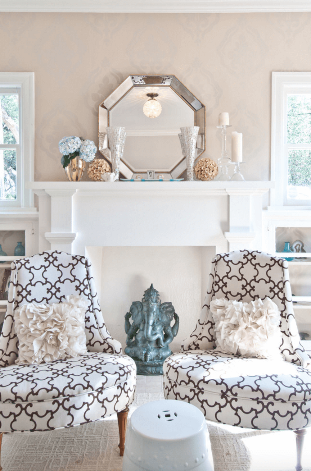 Mantel Decorating Ideas - Freshome