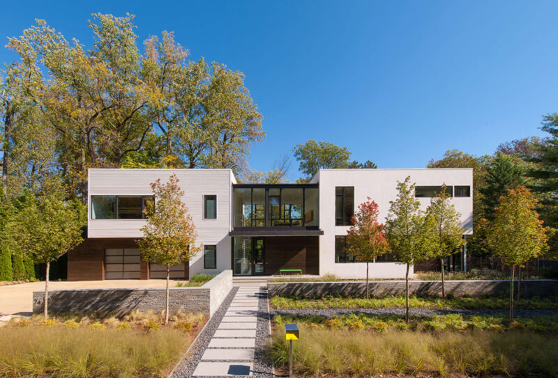 Collect This Idea House In Maryland By Robert M Gurney 18