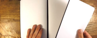 Innovative Notebook Lets You Reposition Pages