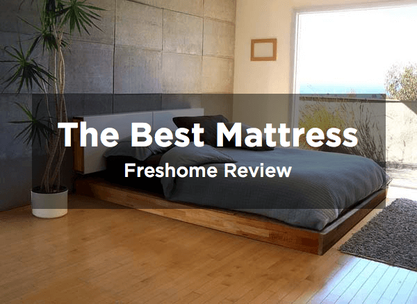 The Best Mattress: Rest Easy with Freshome's Top Pick