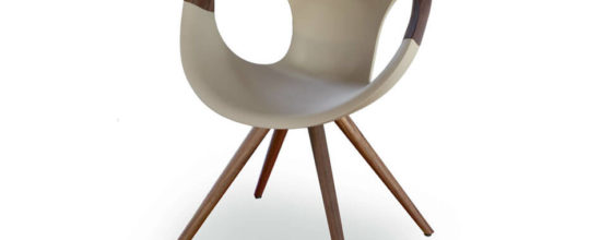Updated Up-Chair Invites to Creativity and Comfort