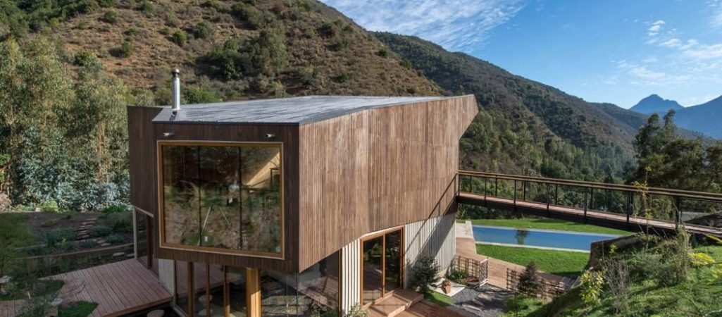 Contemporary Home Within a Natural Reserve in Chile
