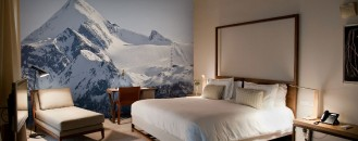 Winter Wall Murals Bring the Magic of the Season Indoors