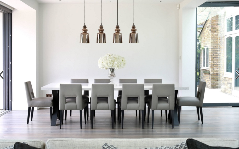 Really Feel Comfy With Black Living Room Furniture Collect this idea gray dining room