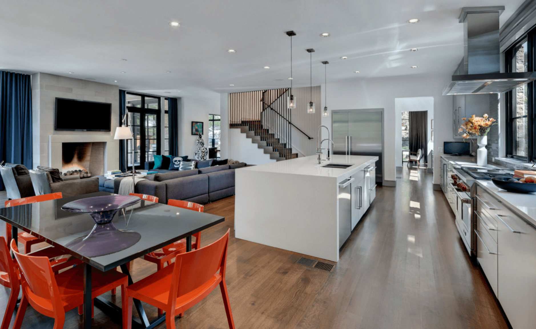 Open Floor Plans: A Trend for Modern Living