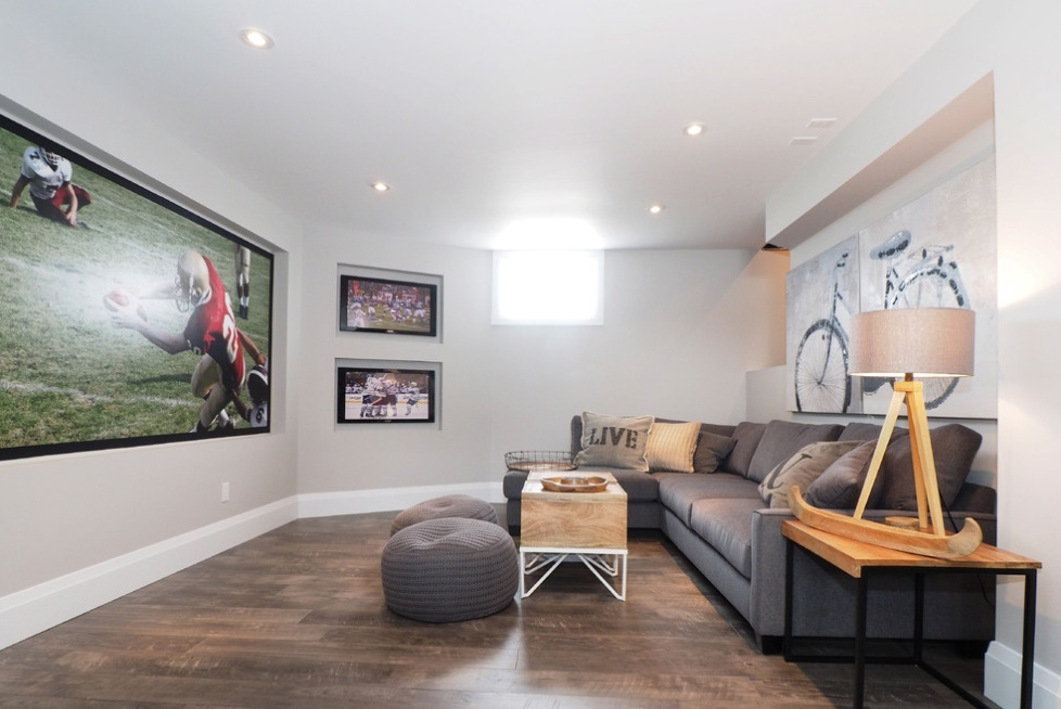 Basement Flooring Ideas Freshome