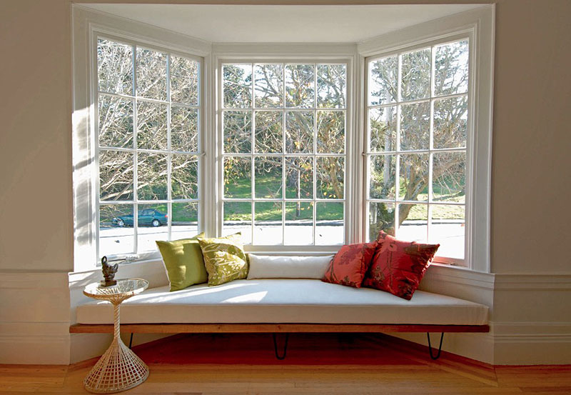 Modern Bay Window Seat