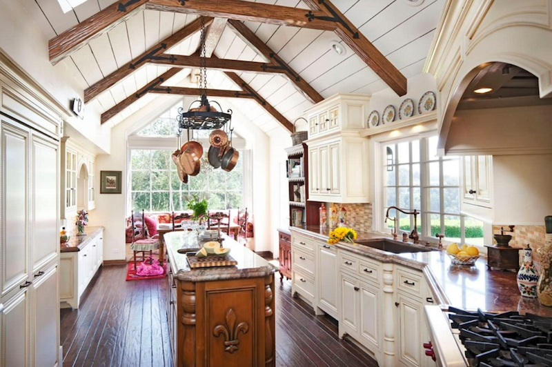 Country Kitchen Ideas - Freshome on country interior design, front porch designs, italian style kitchens designs, country room designs, country living rooms, laundry room designs, breakfast nook designs, pantry designs, country bar designs, country cottage kitchens, country modern kitchens, rustic bath designs, family room designs, country farmhouse kitchens, country living kitchens, country bedrooms, living room designs, great room designs, country backyard designs, paneling designs,