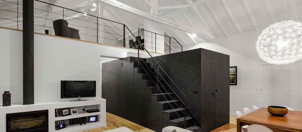 'Black Box' in Portugal Remodel Hides Some Surprises