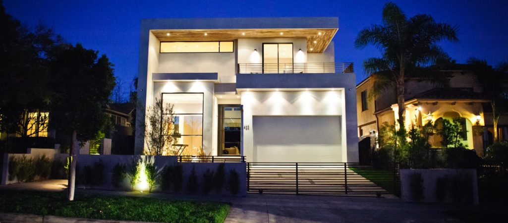 Luxurious LA Residence Boasts Sustainable Features