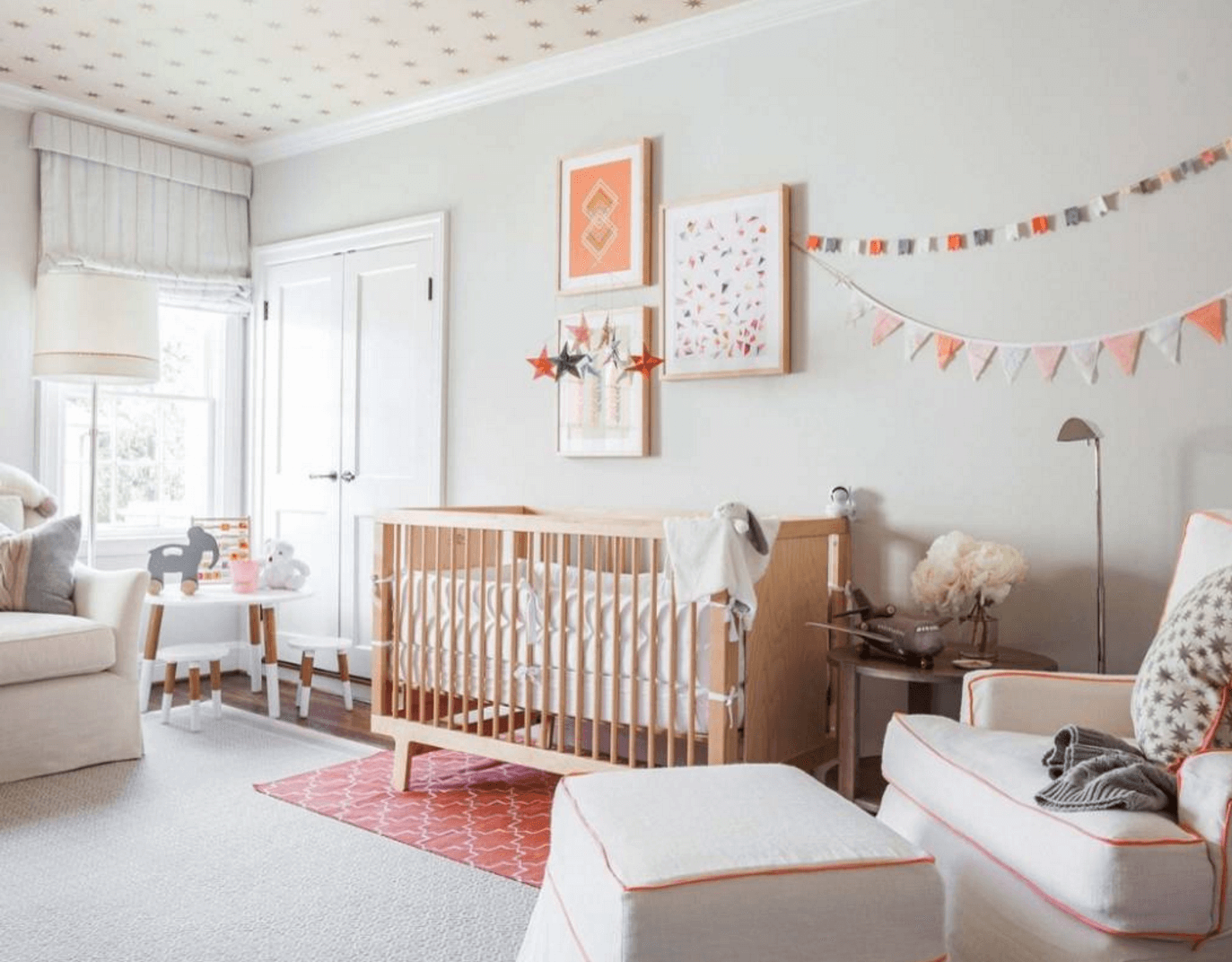 Modern Nursery Ideas To Create A Stylish Retreat
