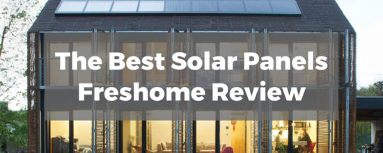 The Best Solar Panels: Power Your Home With Freshome's Top Pick