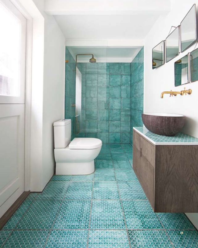 Bathroom Tile Ideas Made A Mano Freshome