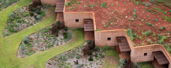 'Great Wall' of Western Australia Takes Green Living to a New Level