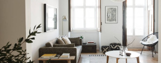 Laid-Back Lisbon Apartment Opens Up to Let In Light