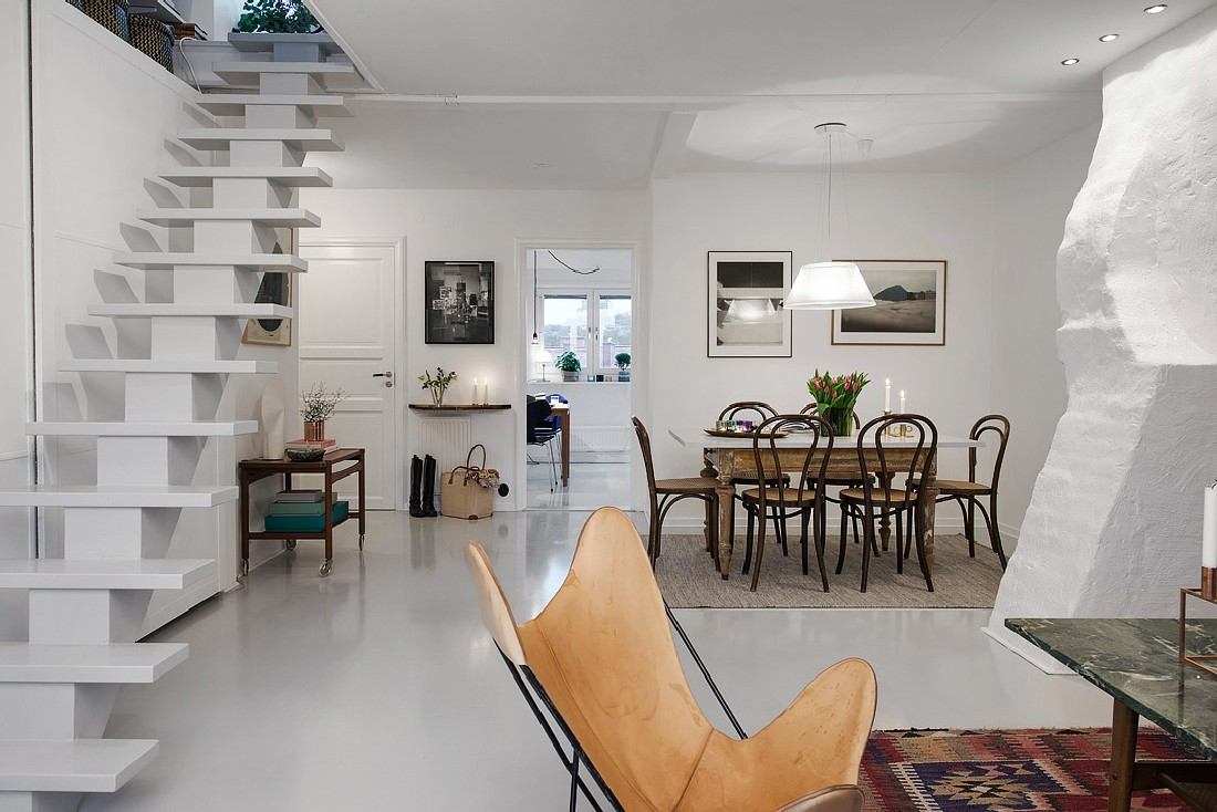 Collect this idea design scandinavian home spotted by freshome