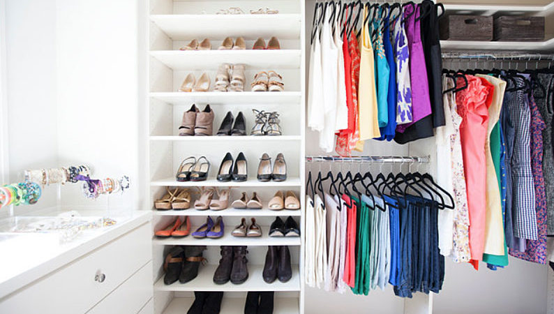 Small Closet Products to Organize Your Wardrobe