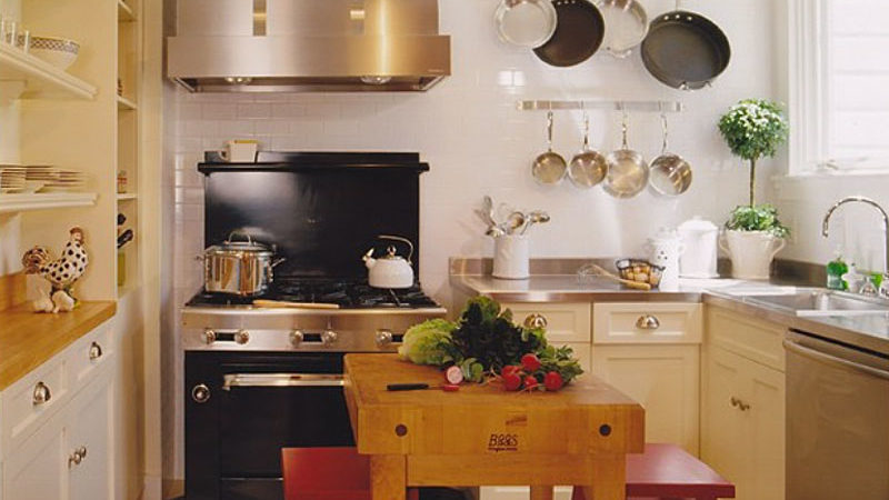 10 Small Kitchen Islands That Are Big On Storage and Style