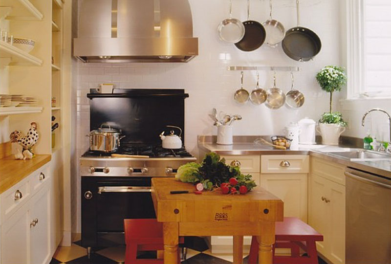 10 Small Kitchen Islands That Are On Storage And Style