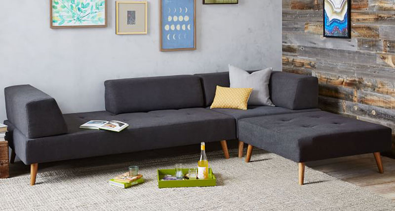 Fresh Picks: Best Small Modern Sectionals