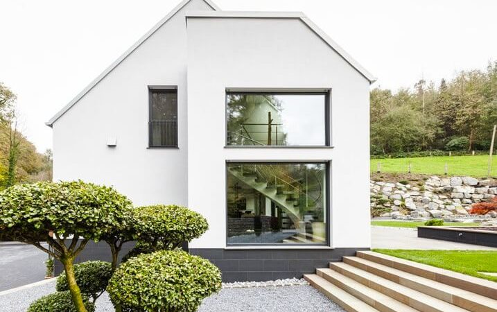 1947 Home in Germany Gets a Contemporary Update