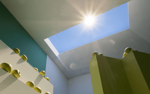 Innovative Skylight Brings 'Sun' Into Any Room