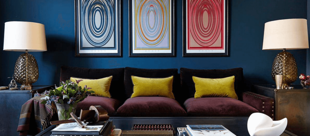 Inspiring Indigo: How to Incorporate This Moody Blue Hue Into Your Home