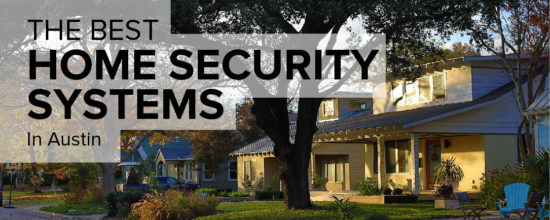 Home Security in Austin