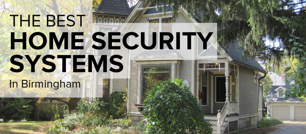 Home Security in Birmingham