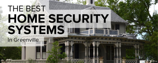 Home Security in Greenville