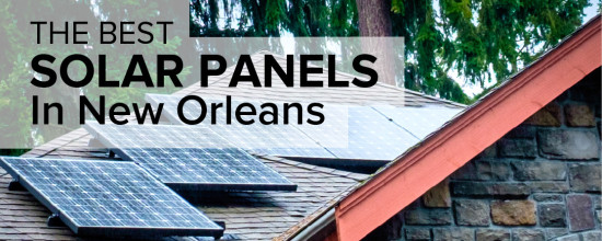 Solar Panels in New Orleans
