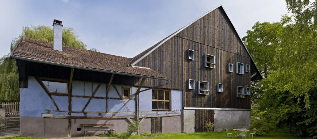 Renovated French Farmhouse Gets Modern Facelift