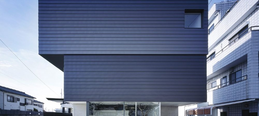 Japanese Dwelling is Part Home, Part Art Gallery