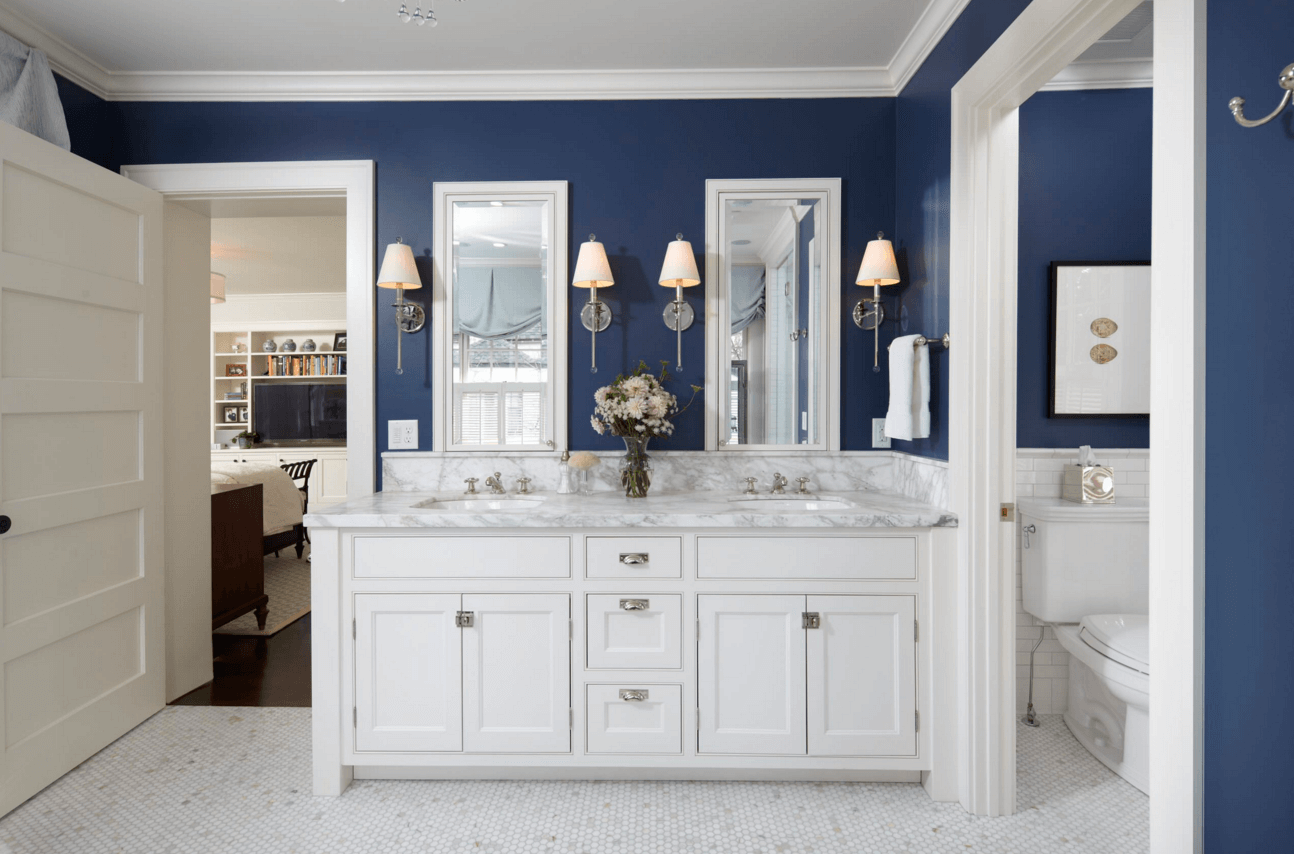 10 Ways To Add Color Into Your Bathroom Design