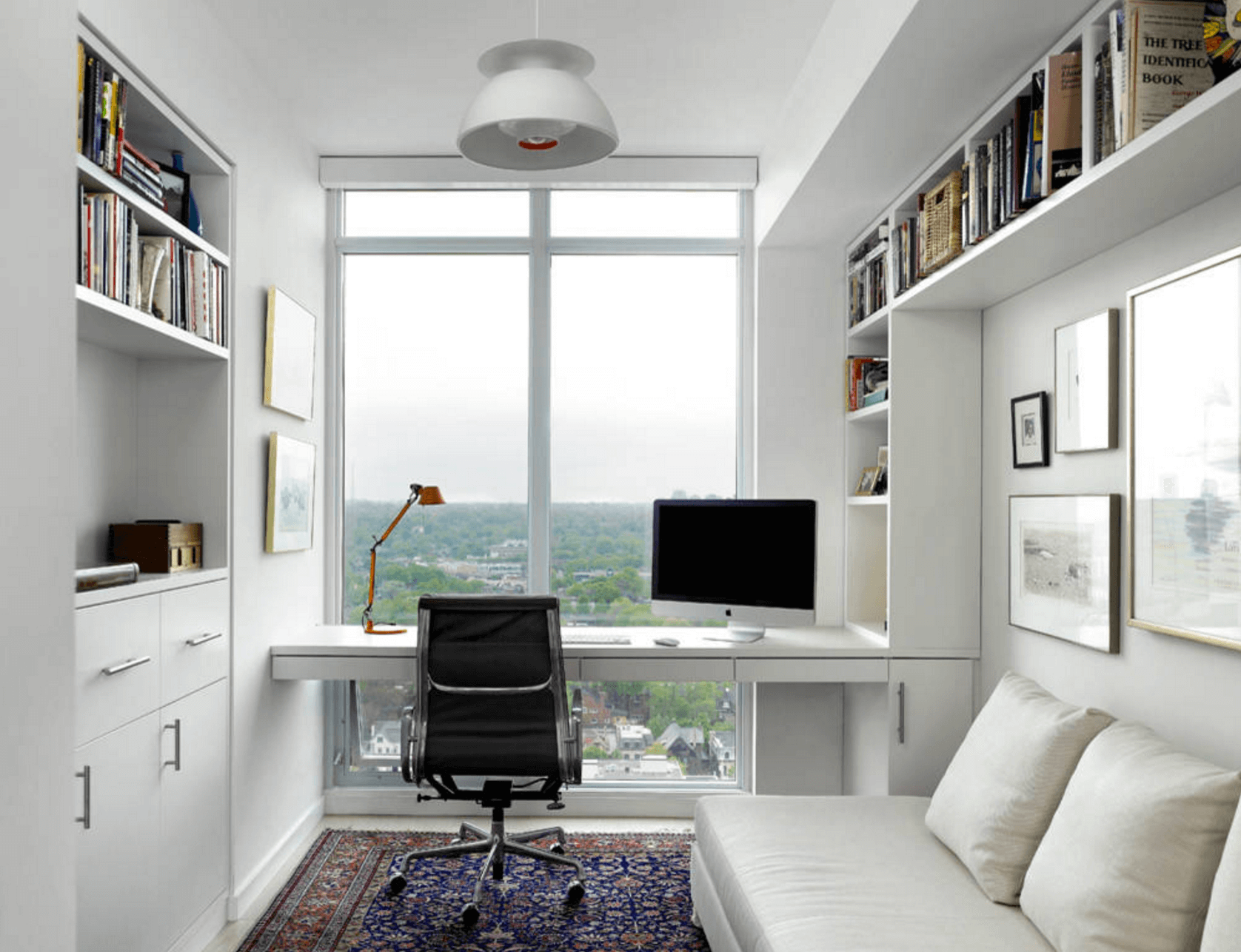 4 Modern and Chic Ideas for Your Home Office - Freshome