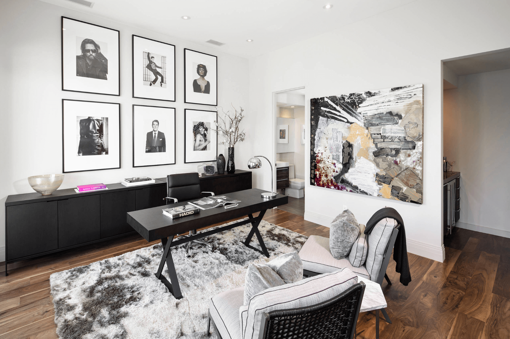 Contemporary Home Office Design Ideas: 4 Modern And Chic Ideas For Your Home Office
