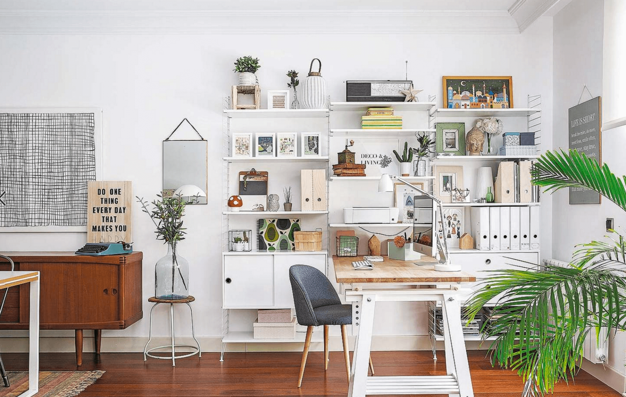 Chic Ideas For Your Home Office