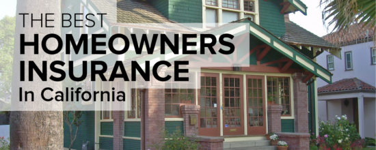 Homeowners Insurance in California