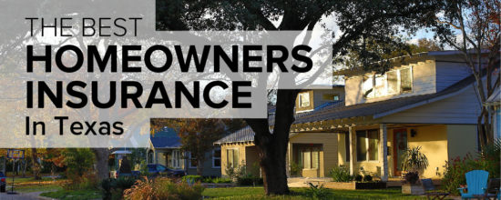 Homeowner's Insurance in Texas