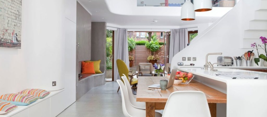 Victorian Terrace House in London Gets Fresh Redesign
