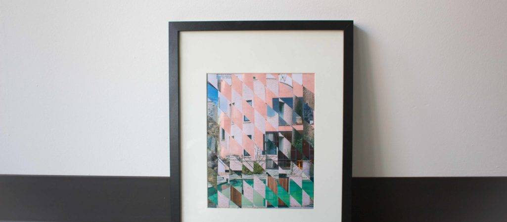 DIY Paper Weaving for Easy, Modern Art