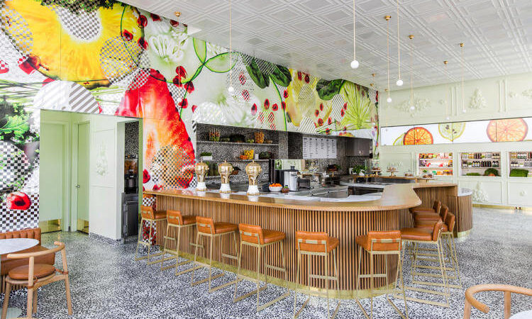 For California Jamba Juice, Fresh Inspiration is Just Outside the Door